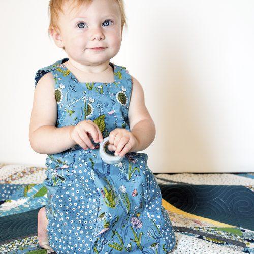 Arcadia Summer Dress