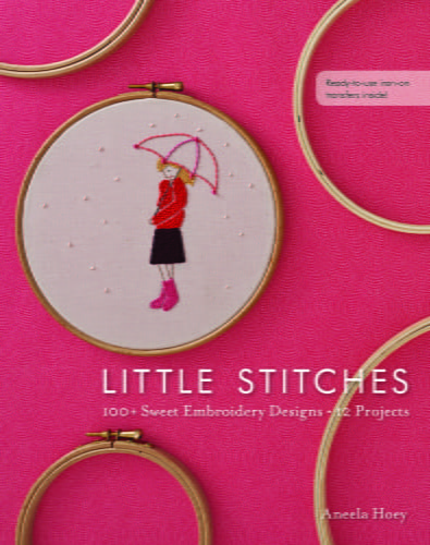 little stitches book